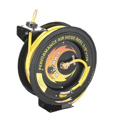 3/8 300PSI Retractable 100 Feet Air Hose