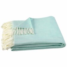 <strong>Lands Downunder</strong> Assiro Herringbone Cotton / Acrylic Throw