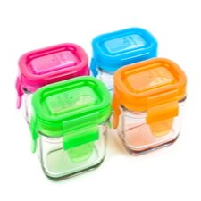 <strong>Wean Green</strong> Garden Tub Lunchbox (Set of 4)