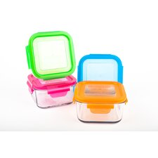 Garden Pack Lunch Cubes (Set of 4)