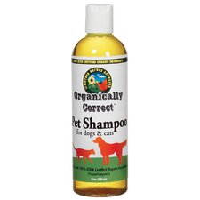 <strong>Organically Correct</strong> Certified 16 oz. Organic Pet Shampoo