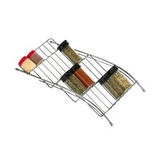 In-Drawer Spice Rack in Chrome