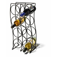 Curve 8 Bottle Wine Rack