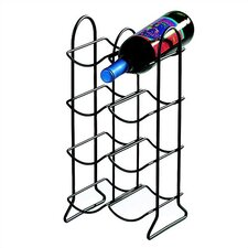 <strong>Spectrum Diversified</strong> Townhouse 8 Bottle Tabletop Wine Rack