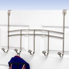 <strong>Spectrum Diversified</strong> Duchess 5 Hook Rack
