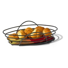 "St. Louis 6.25"" W x 14.5"" D Bread Basket"