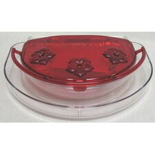 <strong>Aspects Inc</strong> Jewel Box Window Hummingbird Feeder