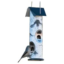 Woodland Series Tube Bird Feeder