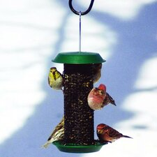 Mini Magnum Sunflower Tube Bird Feeder