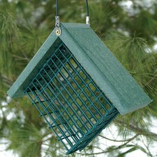 Go Green Suet Cake Bird Feeder
