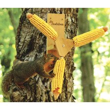 <strong>Audubon/Woodlink</strong> Squirrel Ear Corn Spinner in Tan