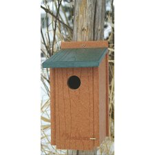 Go Green Bluebird Bird House