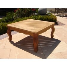 <strong>Royal Teak by Lanza Products</strong> Teakwood Hyde Park Coffee Table