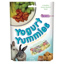 Yogurt Yummies Small Animal Treat