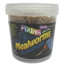 Mealworm Fixins Tub Wild Bird Food