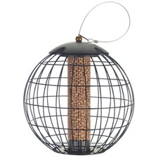 Squirrel Proof Peanut Caged Bird Feeder