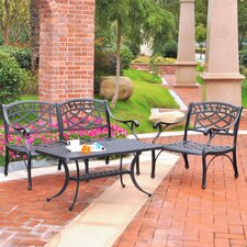 Sedona 3 Piece Lounge Seating Group