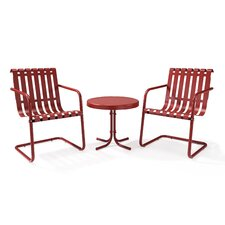 Gracie 3 Piece Dining Set