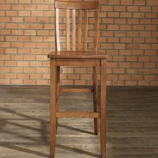 "School House 30"" Bar Stool (Set of 2)"
