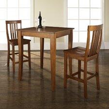 3 Piece Pub Table Set
