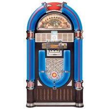 <strong>Crosley</strong> iJuke Deluxe Jukebox