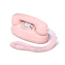 Princess Phone in Pink