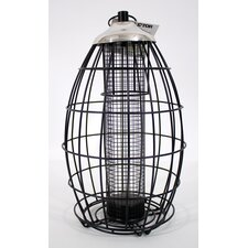 Protector Mixed Seed Caged Bird Feeder