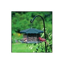 Party Bird Feeder in Gray