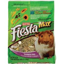 Fiesta Food for Guinea Pig