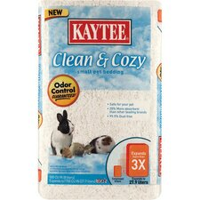 Clean and Cozy Small Pet Bedding