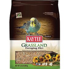 Grassland Foraging Diet Parakeet Food