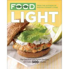 Everyday Food Light; the Quickest and Easiest Recipes All Under 500 Calories