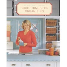 <strong>Random House</strong> Good Things with Martha Stewart Living, Good Things for Organizing