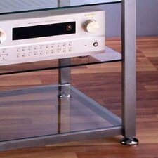 EGR Series 4-Shelf Audio Rack