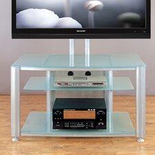 """Flat Panel TV Cart 42"""" TV Stand"""