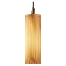 Capitola Wall Sconce Shade with Vertical Lined Glass