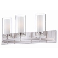 Hula 3 Light Bath Vanity Light