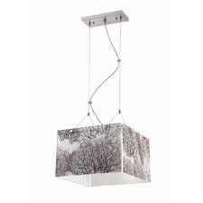 Ecoframe 4 Light Pendant