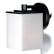 Midnight 1 Light Outdoor Wall Lantern