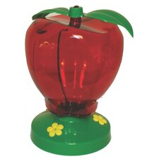 Apple Hummingbird Feeder