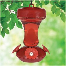 <strong>Woodstream Lawn & Garden</strong> Perky-Pet Glass Top Fill Hummingbird Feeder