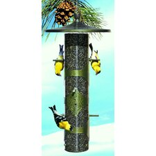 <strong>Woodstream Wildbird</strong> Upside Down Feeder in Silver
