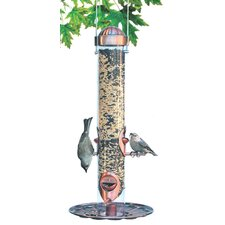 Bird Feeder in Copper