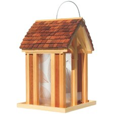 Mountain Chapel Hopper Bird Feeder