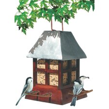 Paul Revere Hopper Bird Feeder