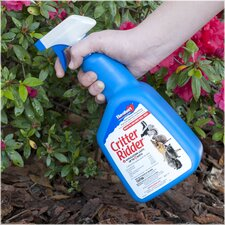 Critter Ridder Animal Repellent Ready To Use Spray