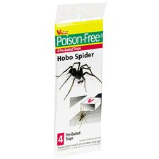 Hobo Spider Trap (Set of 4)