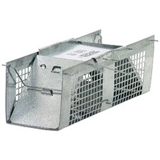 Two Door Mouse and Rat Trap Cage