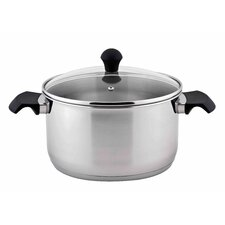 Flair 24cm Stainless Steel Casserole