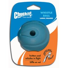 <strong>Chuck-It</strong> Whistle Dog Ball Toy in Blue